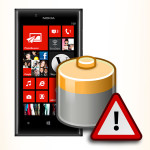Bateria do Nokia Lumia 720. Akumulator do telefonu.