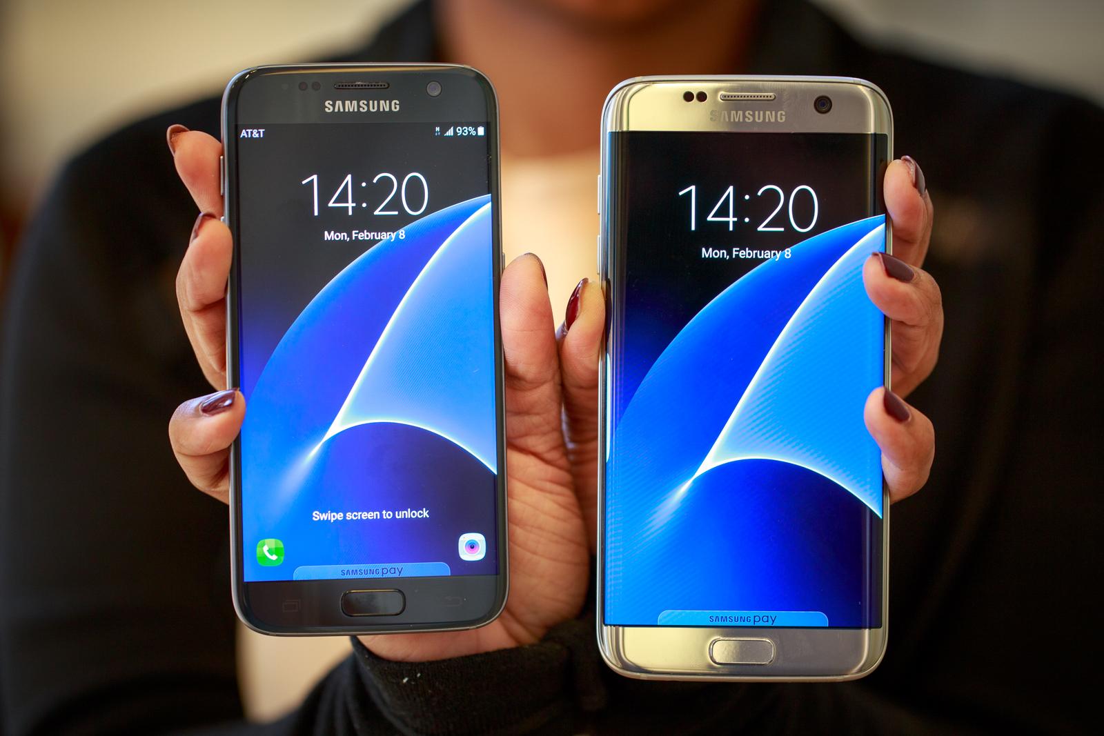 Samsung Galaxy S7 cena