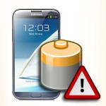 Bateria do Samsung GALAXY Note II. Akumulator do telefonu.