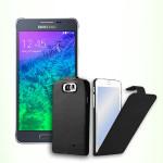 Etui do Samsung Galaxy Alpha. Etui do telefonu.