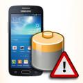 Bateria do Samsung Galaxy Core.