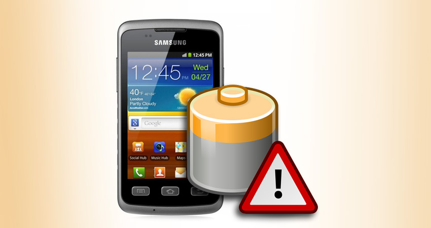 Samsung Galaxy Xcover S5690