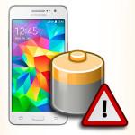 Bateria do Samsung Galaxy Grand Prime. Akumulator do telefonu.
