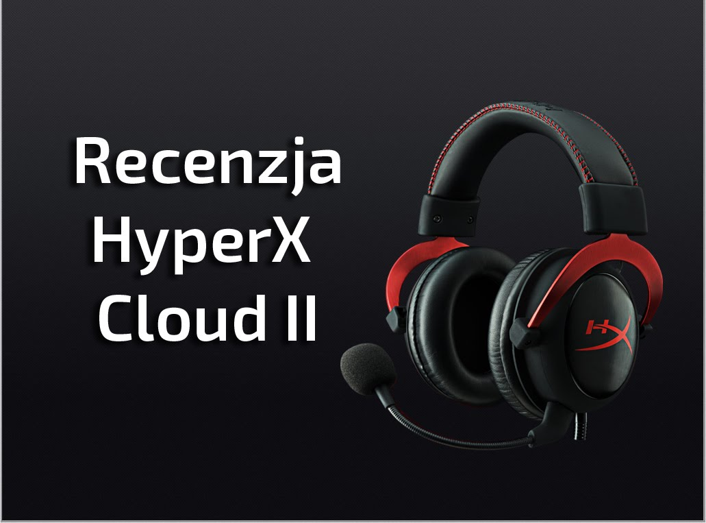 HyperX Cloud II Red 7.1