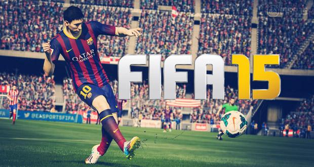 FIFA 15 wymagania