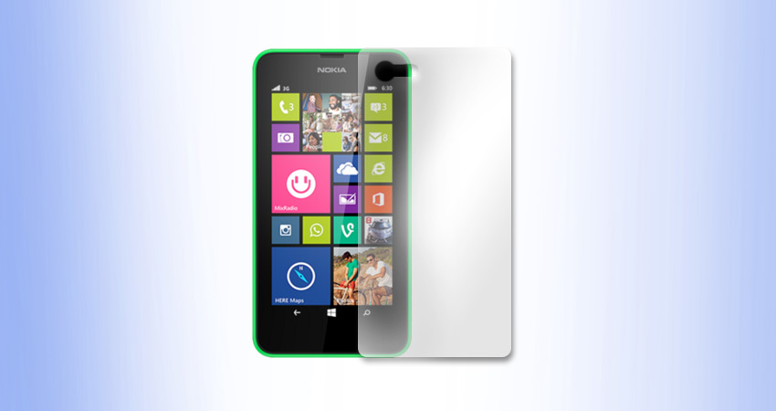 Nokia Lumia 630 folia