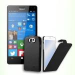 Etui do Microsoft Lumia 950XL. Futerał do telefonu