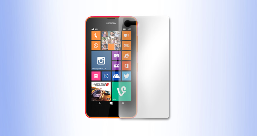 Nokia Lumia 635 folia