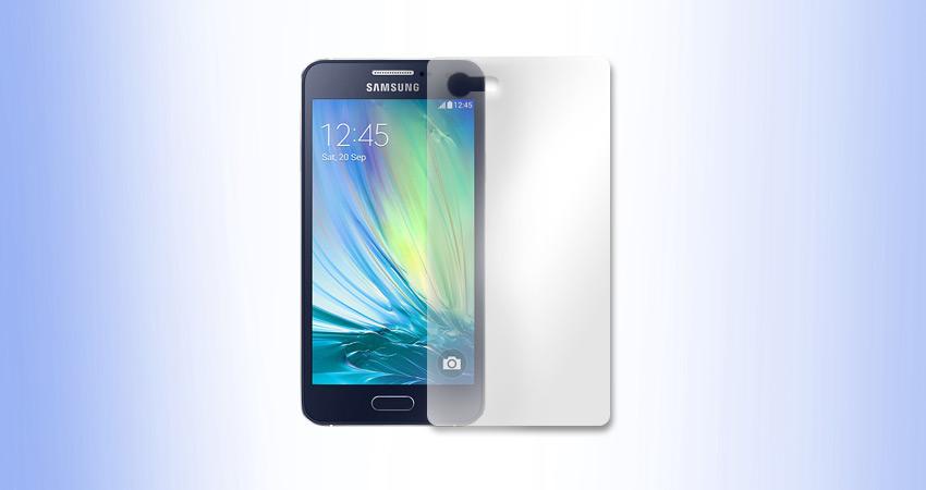 Samsung Galaxy A3 folia