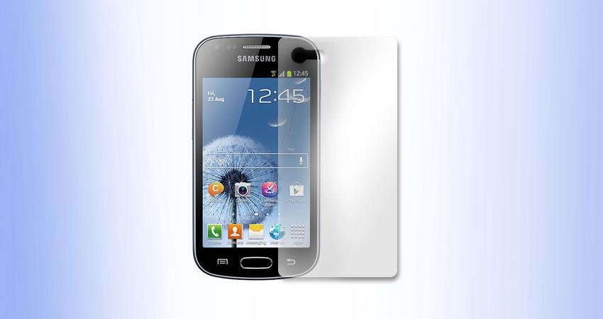 Samsung Galaxy Trend folia