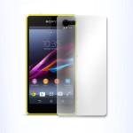 Szkło do Sony Xperia Z1 Compact i folia – jakie wybrać?