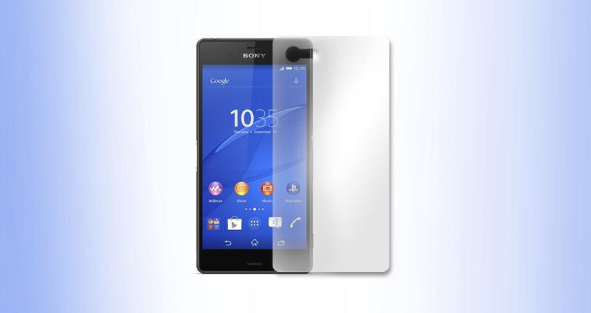 Sony Xperia Z3 folia