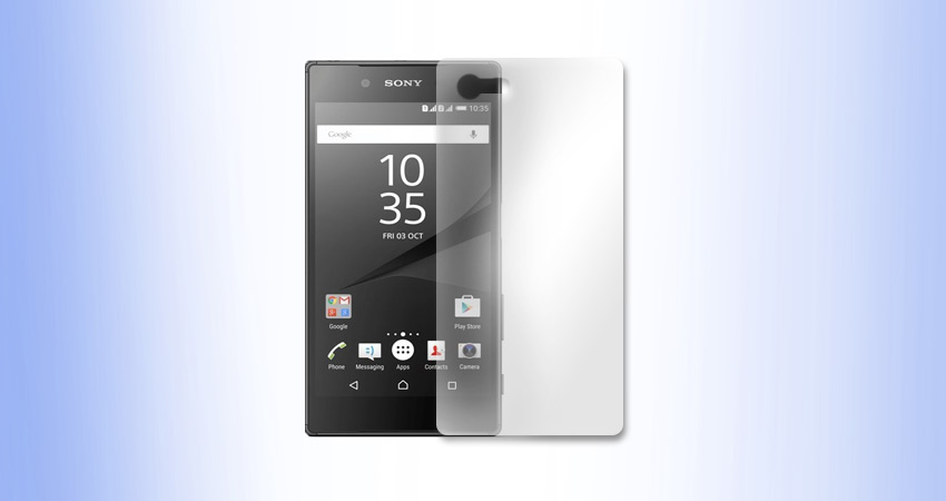Sony Xperia Z5 folia