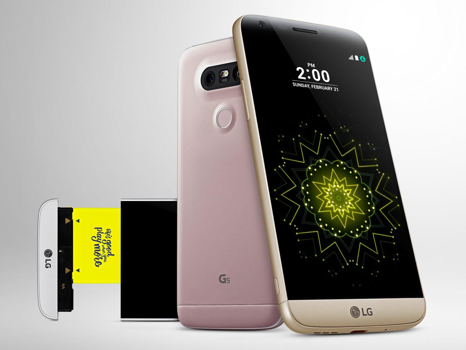 lg g5 data premiery