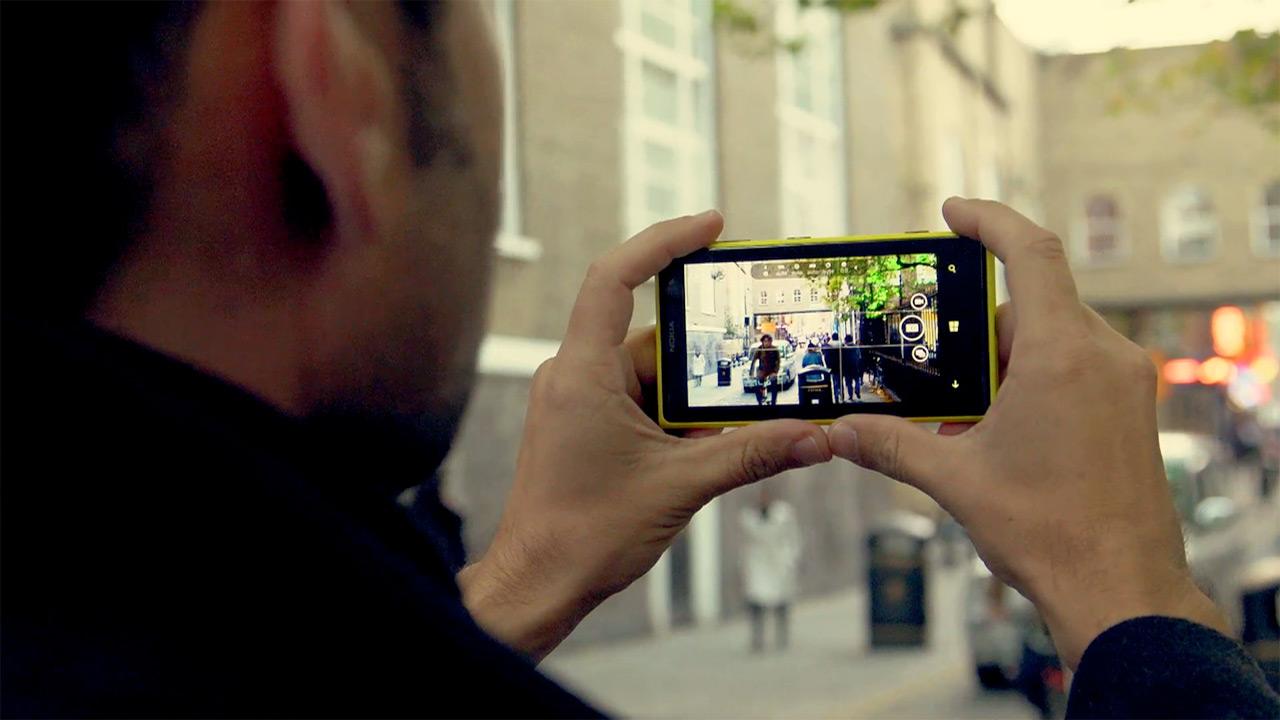smartfon do filmów