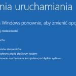 Uruchamianie trybu awaryjnego w Windows 8 / 8.1 / 10