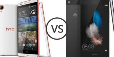 Huawei P8 Lite czy HTC Desire 820