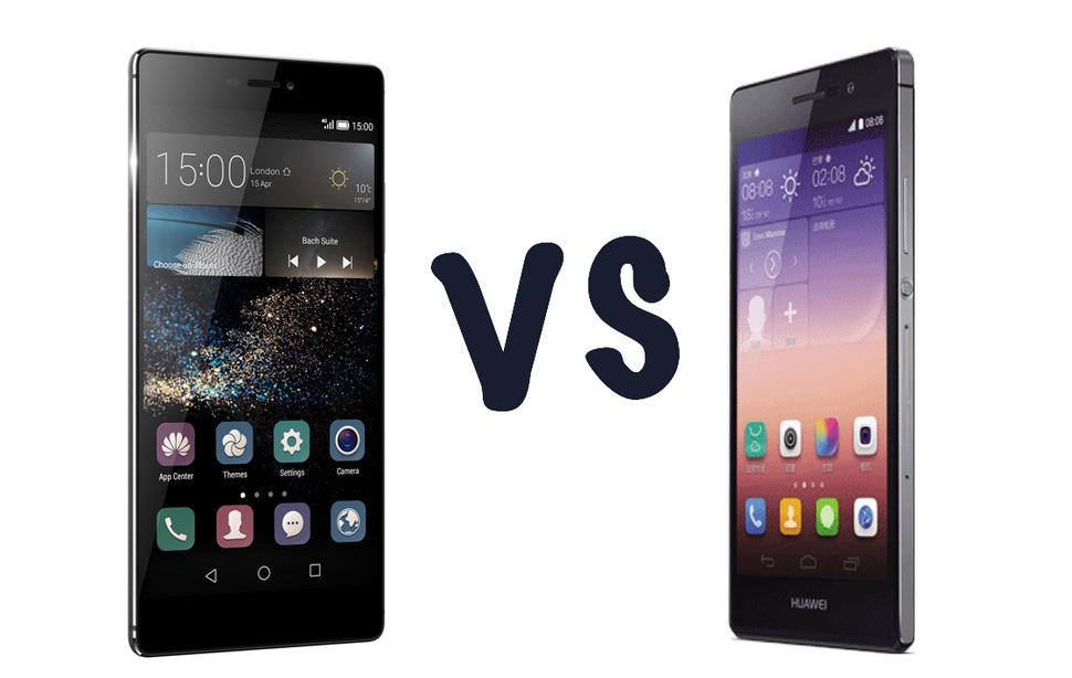 Huawei P8 Lite czy Huawei P8