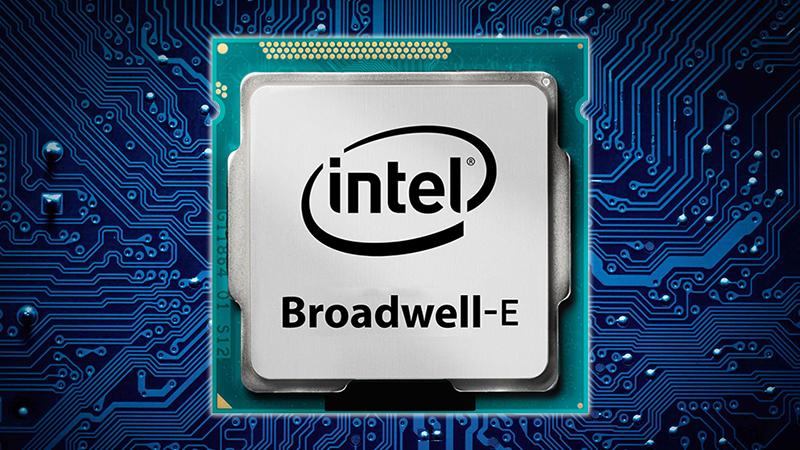 Inteal Broadwell-E