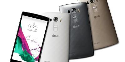 LG G4 czy LG G4S