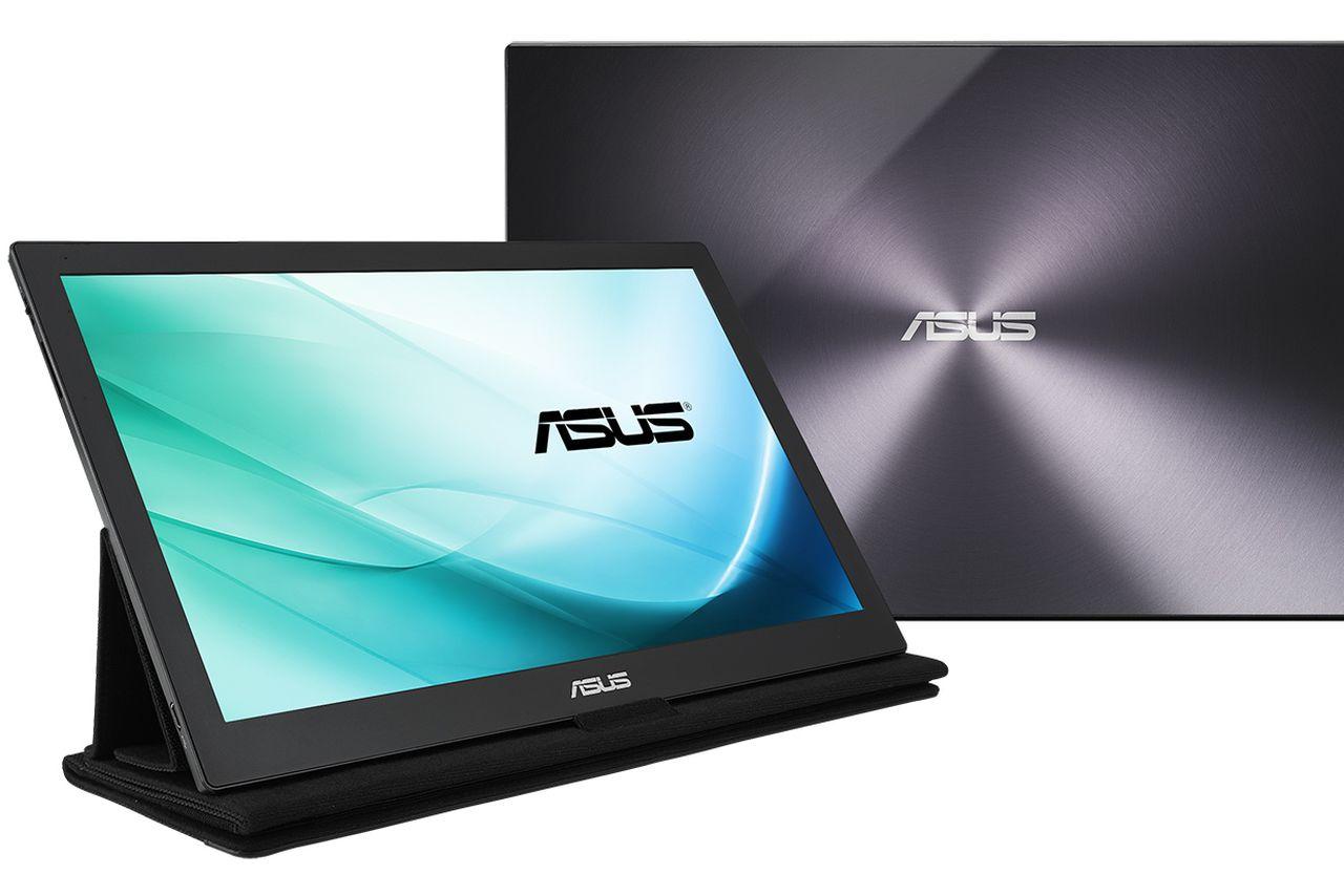Monitor ASUS MB169C+