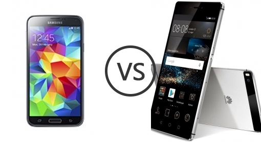 Samsung Galaxy S5 Neo czy Huawei Ascend P8