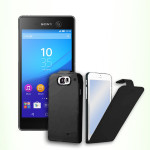 Etui do Sony Xperia M5. Futerał do telefonu.