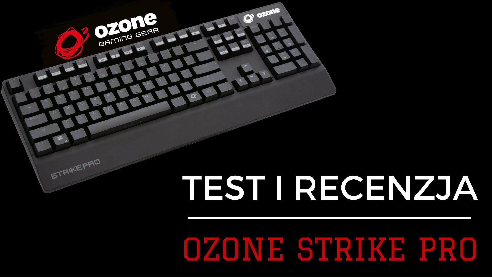 Test Ozone Strike Pro