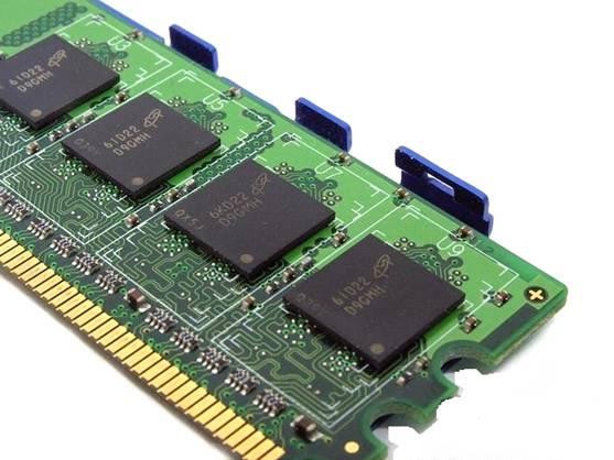 diagnostyka pamięci RAM