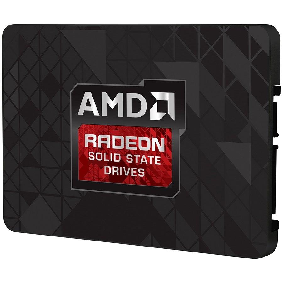 AMD Radeon R3 SSD specyfikacja