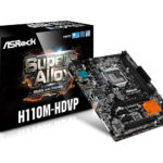 Płyta główna ASRock H110M-HDVP – specyfikacja