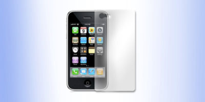 Apple iPhone 3GS folia