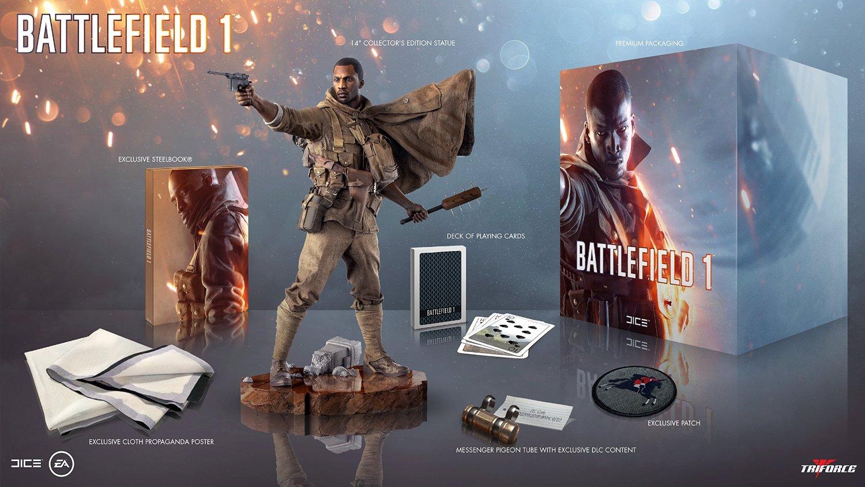 Battlefield 1 edycja kolekcjonerska