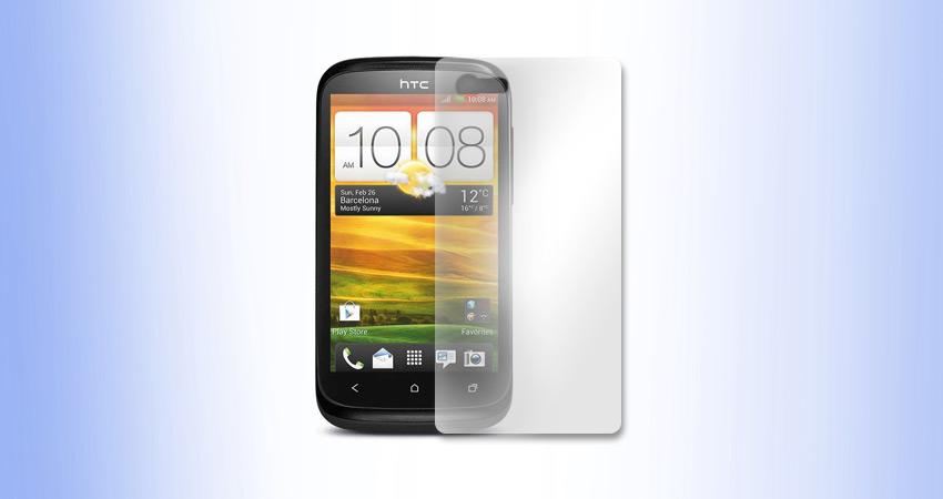 HTC Desire X folia