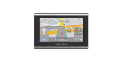 Manta Multimedia GPS570
