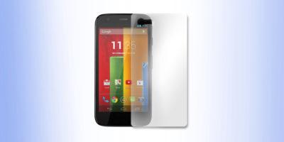Motorola Moto G folia