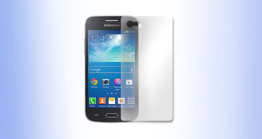 Samsung Galaxy Core Plus folia