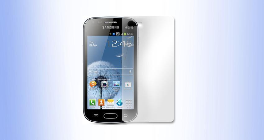 Samsung Galaxy S Duos S7562 folia