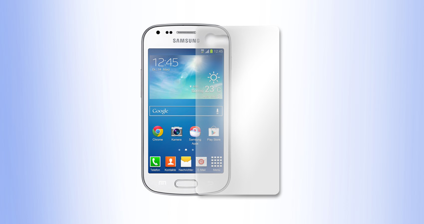 Samsung Galaxy Trend Plus folia