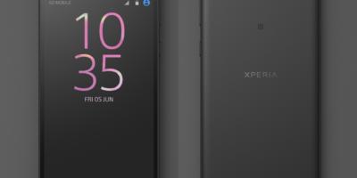 Sony Xperia E5 specyfikacja