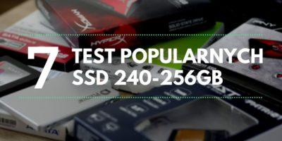test popularnych ssd