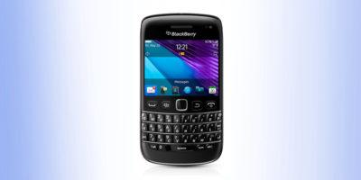 BlackBerry 9790 Bold folia