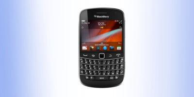 BlackBerry 9900 folia