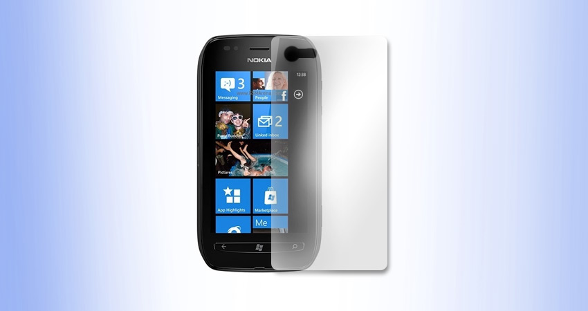 Nokia Lumia 710 folia