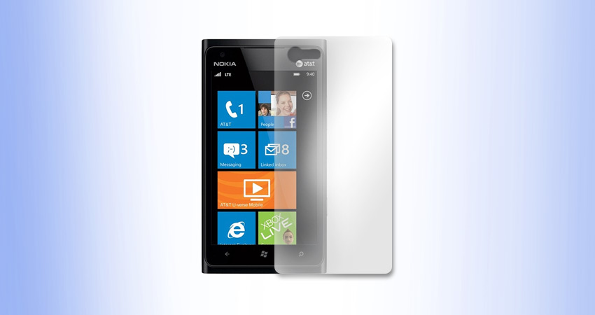 Nokia Lumia 800 folia
