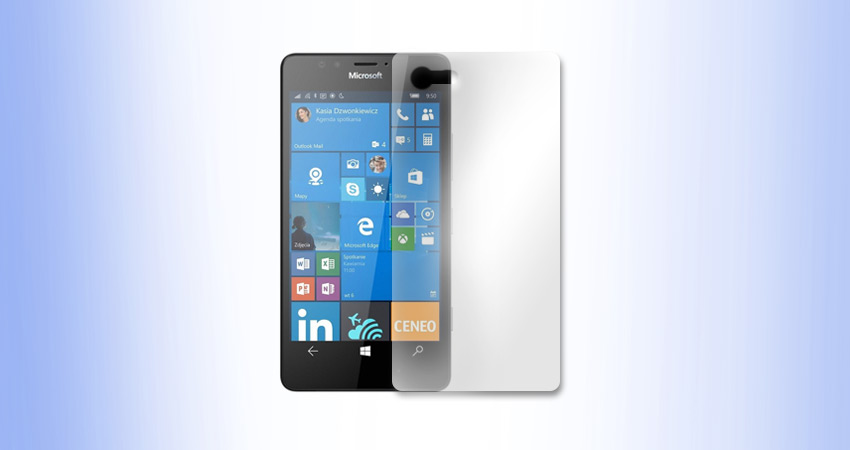 Nokia Lumia 950 folia