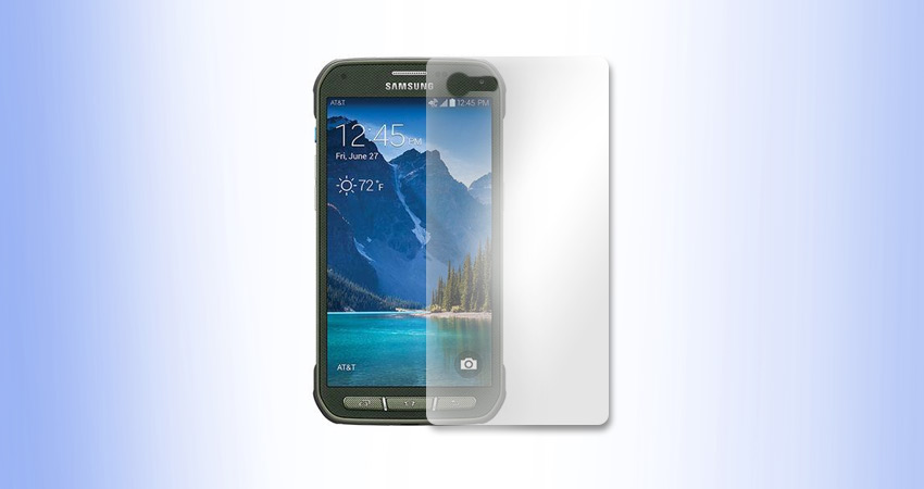 Samsung Galaxy S5 Active folia