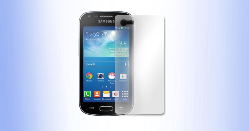 Samsung Galaxy Trend Plus S7580 folia