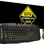 Zestaw Sharkoon SharkZone GK15 – specyfikacja, cena