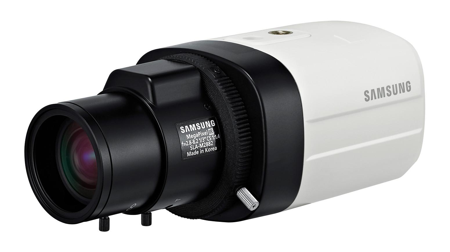 kamera przemysłowa wewnętrzna